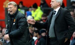 David Moyes man united manager