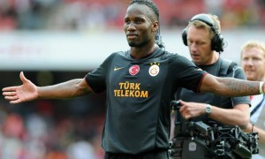 Didier Drogba former Blues striker