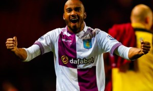 Fabian Delph Aston Villa Midfielder