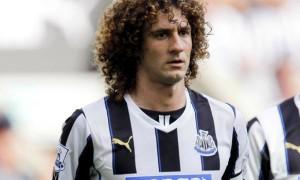 Fabricio Coloccini Newcastle defender