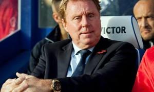 Harry Redknapp Queens Park Rangers boss