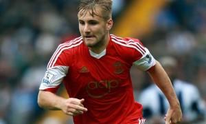 Luke Shaw Southampton star