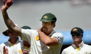 Mitchell Johnson Australia Cricket