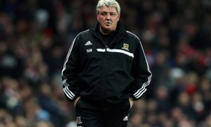 Steve Bruce Hull City boss