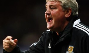 Steve Bruce Hull City manager