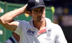 Alastair Cook ODI Cricket