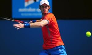 Andy Murray v Vincent Millot australian open
