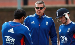 Ashley Giles England Cricket coach