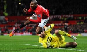 Ashley Young Man United