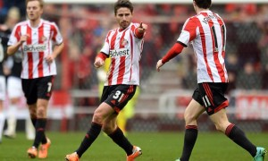 Fabio Borini Sunderland Capital One Cup
