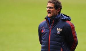 Fabio Capello Russia World Cup