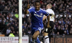 John Obi Mikel goal Chelsea