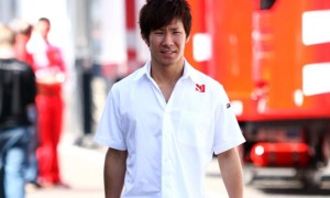 Kamui Kobayashi Caterham recruit