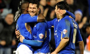 Leicester City win Derby County Championship