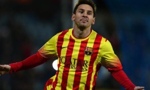 Lionel Messi barcelona copa del rey