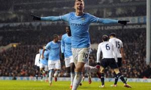 Manchester City v Tottenham