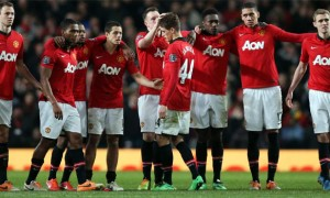 Manchester United Suffering