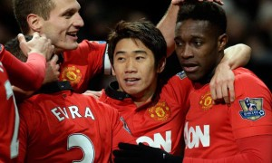 Manchester United win over Swansea