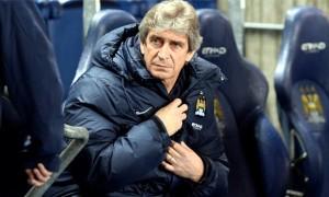 Manuel Pellegrini Man City Boss