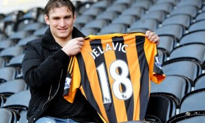 Nikica Jelavic Hull City new signing