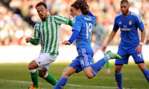 Real Madrid win over Real Betis
