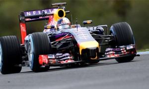 Red Bull new racing car lower nose