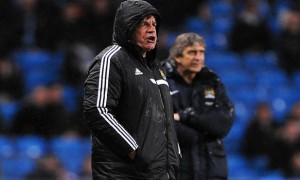 Sam Allardyce West Ham boss capital one cup