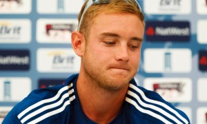 Stuart Broad England Twenty20 Captain