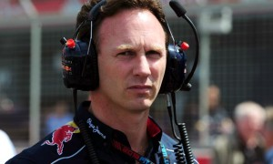 Team Principal Christian Horner Red Bull