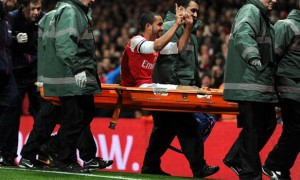 Theo Walcott Arsenal Injury