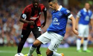 West Bromwich Albion v Everton