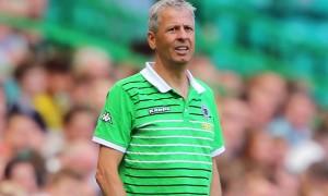 coach Lucien Favre Borussia Monchengladbach