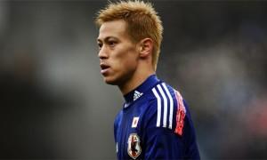 new signing Keisuke Honda AC Milan