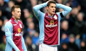Ashley Westwood Aston Villa