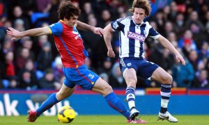 Crystal Palace win over west brom