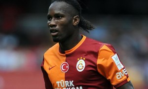 Didier Drogba Galatasaray striker