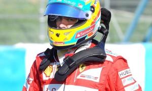 Fernando Alonso Ferrari driver