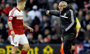Fulham new boss Felix Magath