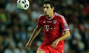 Javi Martinez Bayern Munich