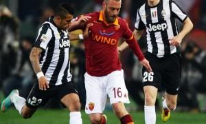 Juventus v Roma