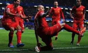 Martin Skrtel Liverpool defender