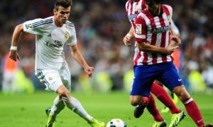 Real Madrid v Atletico