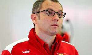 Stefano Domenicali Ferrari Team Principal