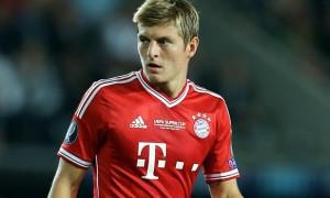 Toni Kroos Bayern Munich