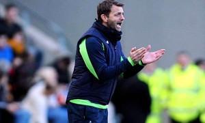 Tottenham head coach Tim Sherwood