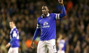 loan star Romelu Lukaku everton