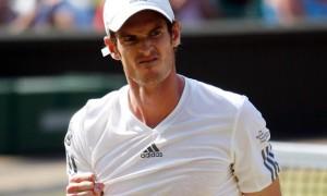 Andy Murray Paribas Open Tennis