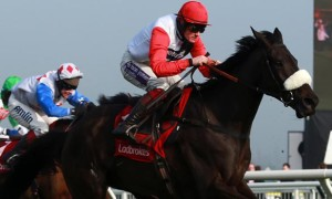 Big Bucks retired after finishing fifth in the World Hurdle