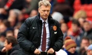 David Moyes Manchester United FC manager