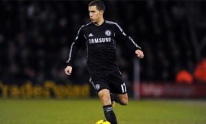 Eden Hazard Chelsea playmaker